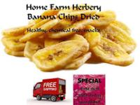 Banana chips dried, Order now & get a FREE Shipping &