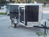 NEW! This enclosed trailer is from our Bushnell - FL