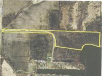 10 + acres on the north west corner of Van Auken Lake.