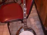 decent quality banjo for advanced player with hard