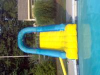 Fun Banzai Pool Slide for sale,works well, kids have a