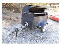 PORTA-GRILL® Trailer Mounted Commercial Pit Barbecue