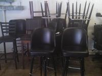 BAR STOOLS/OFFICE CHAIRS Location: HIGH POINT, NC I