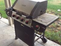 Hi am selling a barbecue is in very good condition it