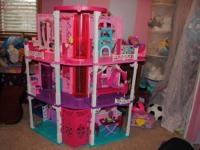 "Barbie Dreamhouse (Built December 26, 2013). ""Owner"""