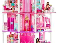 The Barbie dollhouse is the ultimate luxury home, and