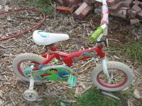 Great little bike for a little girl just learning how