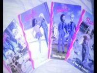 Barbie BOoks 4 in excellent condition