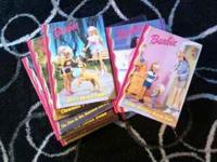 ***Barbie Books*** from Grolier Books 18 books for $2