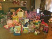 BARBIE COLLECTION Price Negotiable piece by piece or as