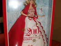 Barbie Collector 2010 Holiday Doll This holiday season
