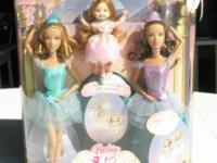 NEW in the Box Dancing Princesses Hadley and Isla -