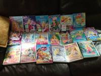 Barbie DVD Collection. Offering the whole lot for