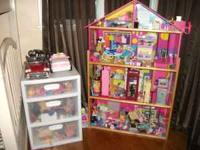 My daughter is selling her 4 ft doll house by kid