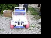 i HAVE A NICE BARBIE JEEP PLEASE CALL, TEXT OR EMAIL