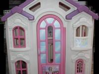 BARBIE PLAYHOUSE --- Asking $325 or PICK-UP TODAY FOR