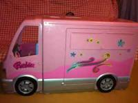 I have a barbie rv and it has sound when igintion key