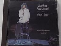Barbra Streisand ONE VOICE These are CDs from my own