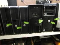 BARE BONE COMPUTER BLOWOUT SALE Dell Gateway PC Tower