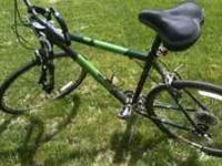 WE ARE SELLING IRONHORSE MEN'S AND WOMAN'S BIKE FOR