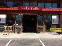 The Barkin' Attic is our second resale shop in Santa