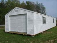 I am selling a 14x40 vinyl building with 4 windows, 4