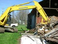 RESONABLE RATES FOR OLD BARN AND BUILDING DEMOLITION