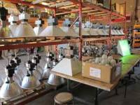 Metal Halide 400 Watt high and low bay lights Multi