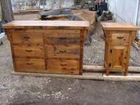 Barn Wood Rustic Furniture (Baraboo)