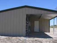 Log On To www.highdesertbarns.com Or Call Us At  For