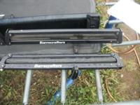 "Barrecrafters Ski/Snowboard Roof Rack 49"" over all"