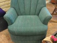 Barrel Living Room Chairs!! 2 Available!!! Only $59