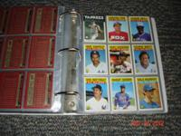 Baseball and Basketball card collection.    1992/93