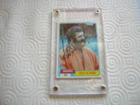 Also LYLE ALZADO Signed BROWNS DE / Topps #505 DRAFTED: