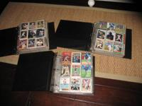 2000 + Baseball Cards.  Cards are from early 90's to