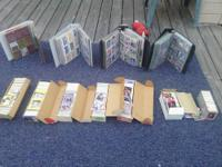 Selling all my 1960's baseball original cards and
