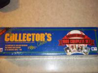 I have numerous boxes of unopened baseball, football,