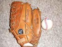 Baseball Glove  Great Condition Also have Twin Bed,