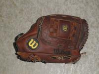 Wilson Elite 2900, Staff leather, 12.5 pattern,