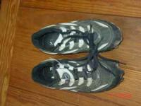 Reebok size 8 baseball cleats. $5/OBO. Email or call
