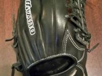 "Mizuno 12.75"" MVP Prime Series Baseball Glove 95% New:"