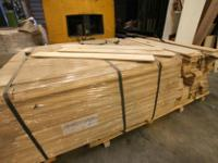 "Type: building BASE BOARD POPLAR 1/2 x 5"" 3 ' to 4'"
