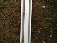 I have five electric baseboard heaters for sale. They