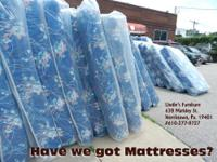 Basic Blue Mattress and Box spring Sets! Twin Set