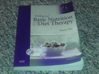 I have a Nutrition Book from Fortis college..  -I used