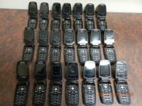 Basic Verizon cell phones for sell. 12 Verizon Samsung