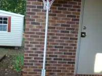 Basket ball hoops for sale. Less used and like new.
