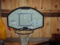For sale is a ful size basket ball goal. This does not