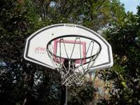 Need to sell my basketball hoop. Call or text me at