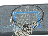 Adjustable Height Portable Basketball Hoop & Backboard